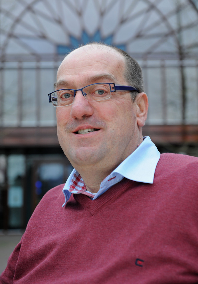 AbHL-politicus Harrie Scheepers.