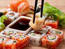 Bredase sushi-restaurants krijgen 'veel leuke reacties' na positieve score Consumentenbond