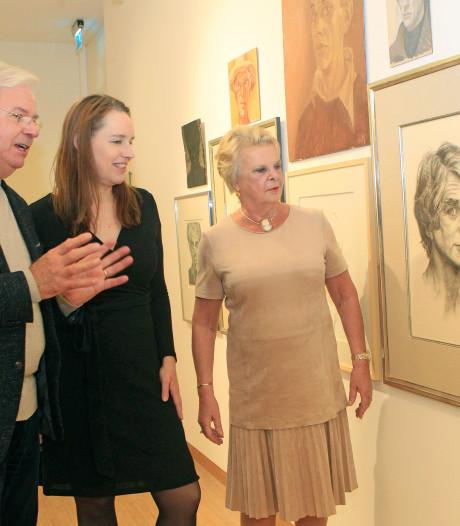 Nairac geeft intiem kijkje in het atelier van Herman Gordijn