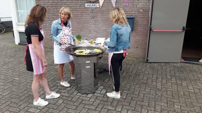 Eerste editie dorpsontbijt Alphen groot succes