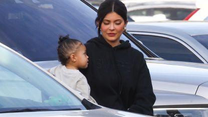 Kylie Jenners leven begon pas ná het krijgen van haar dochter
