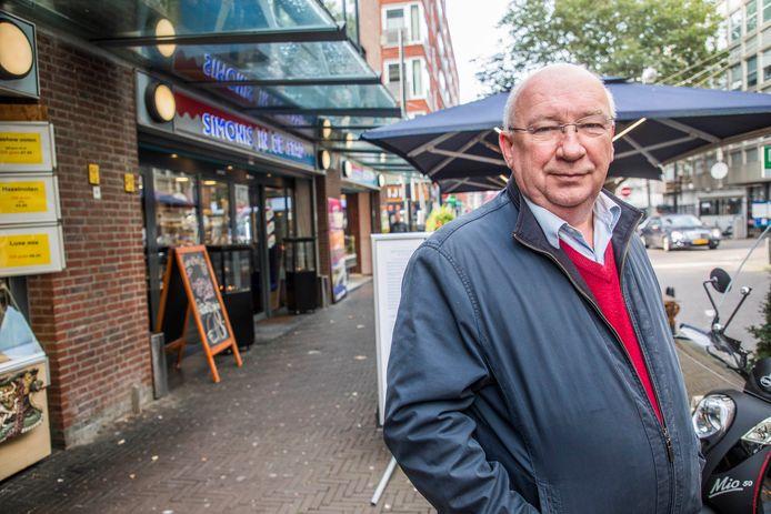 Henk Kool, voorzitter van Economic Board The Hague