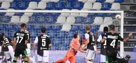 Fans in Italiaanse stadions pas komend seizoen welkom