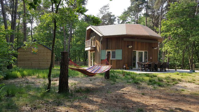 Het Kabouterboshuisje