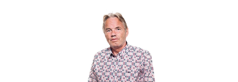 De Volkskrant, redacteur PETER DE WAARD