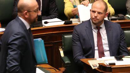 """Open Vld veegt Francken de mantel uit:  """"Hij probeert de kiezers van Vlaams Belang naar N-VA te krijgen"""""""