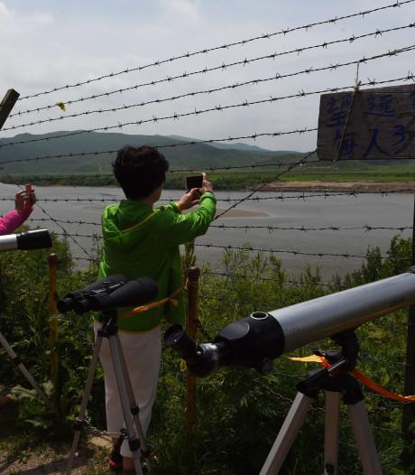 Un mini-séisme à la frontière Chine/Corée du Nord à cause d'une explosion