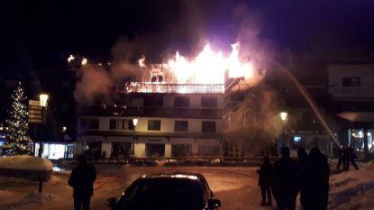 Frans gerecht sluit kwaad opzet niet uit bij brand in skioord Courchevel