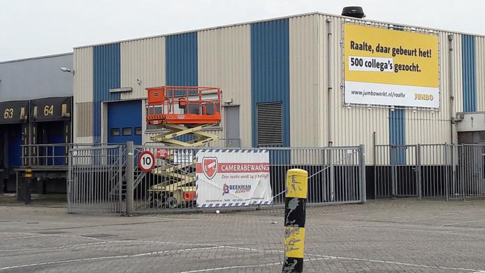 Archieffoto uit 2018. Het distributiecentrum van de Jumbo in Raalte zoekt vijfhonderd collega's in Raalte.
