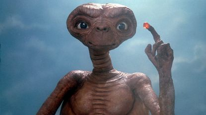 E.T. is een meesterwerk, maar toch heeft Spielberg van een ding spijt