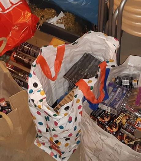 Politie vindt in Bergen op Zoom 10 kilo illegaal vuurwerk: 'Genoeg om de muren er uit te blazen'