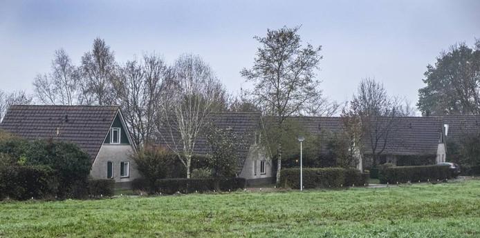 Recreatiewoningen in Groesbeek.