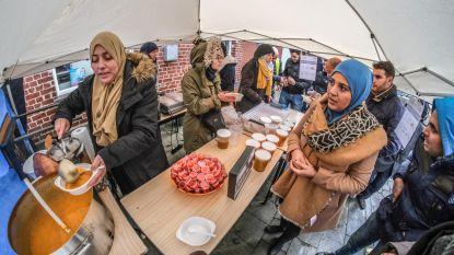 """Moslims tonen hart voor Warmste Week: """"We helpen armenvereniging A'kzie"""""""