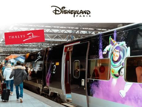 Disneyland actie