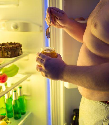 Kristof (22) at door corona de hele dag door: 'Ik ging eten uit verveling'