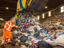 Bewoners Altena-gemeenten rekenen af met restafval: 600 gram per week