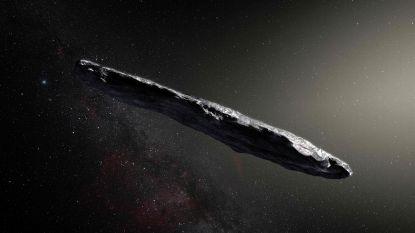 Wetenschappers geïntrigeerd: is dit een buitenaardse verkenner of gewoon een rare ruimterots?