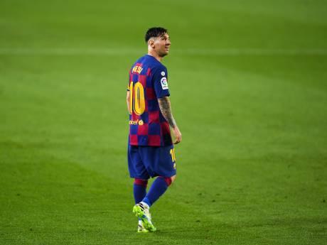 Onrust bij Barça naar kookpunt? 'Messi wil contract niet verlengen'