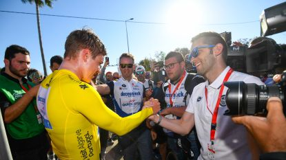 Remco Evenepoel klopt wereldkampioen Dennis in slottijdrit én pakt ook eindzege Ronde van Algarve