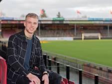 Luuk Brouwers haalde bij FC Den Bosch de honderd net niet