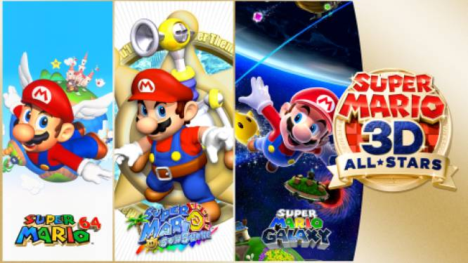 Drie lessen in gamegeschiedenis die je vindt in Super Mario 3D All-Stars