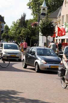 Verkeersdrukte centrum Heerde onderwerp van gesprek