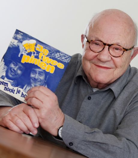 Reclameman en tekstschrijver Louk Varossieau (1943-2020) kende de hele wereld en iedereen kende hem