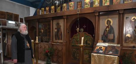 Orthodox klooster in Sint Hubert is een eenmanspost
