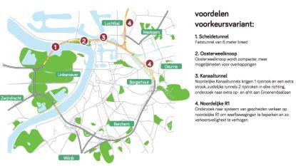 Nieuw Oosterweel-akkoord: fietstunnel van zes meter breed onder Schelde en gescheiden verkeer op Antwerpse ring