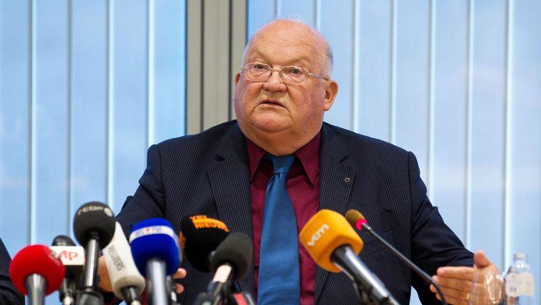 De oud-premier van België overleed vandaag op 73-jarige leeftijd. Beeld EPA