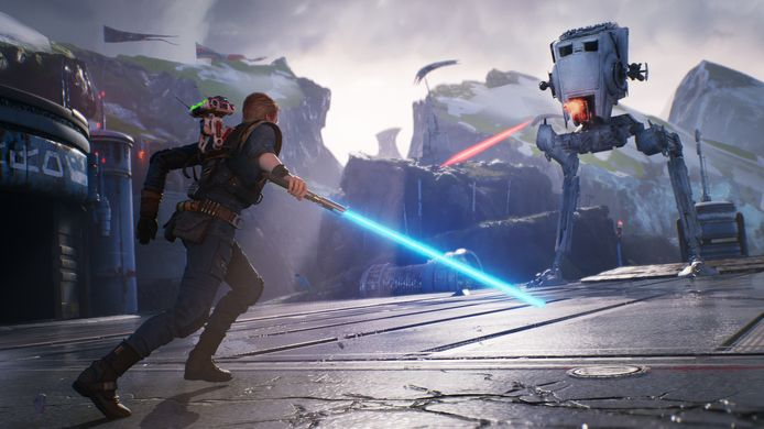Screenshot uit Star Wars Jedi: Fallen Order