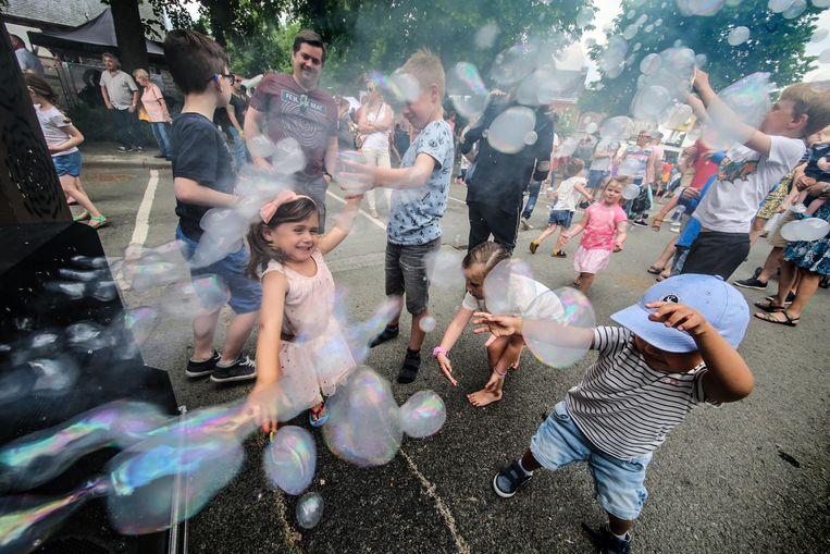 Het Lux-festival is vooral een festival voor de zintuigen. Dat is dit keer niet anders.