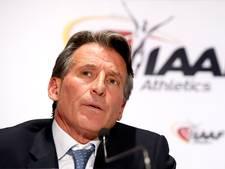 'IOC weert Coe en Infantino'
