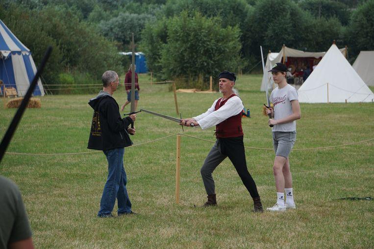 Al meer dan 15 jaar vormt het middeleeuws weekend een vaste waarde op de evenementenkalender van provinciedomein Raversyde.