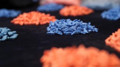 Halve ton MDMA-kristallen aangetroffen in Peer, link met Scandinavië