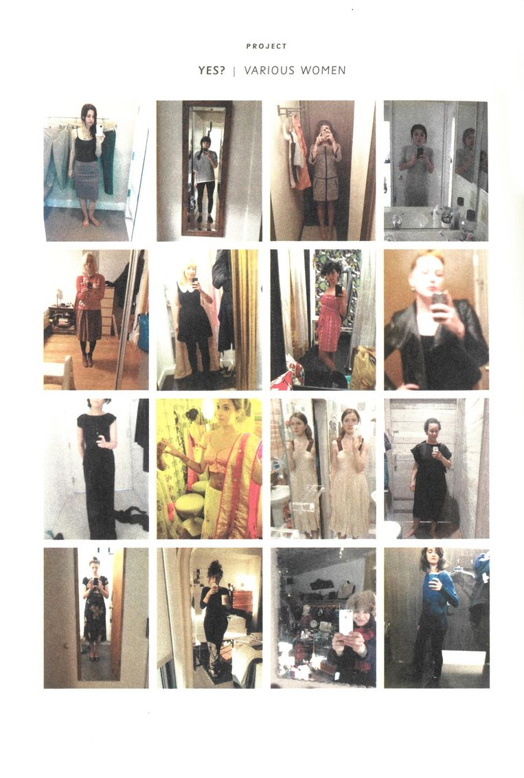 null Beeld Women in Clothes