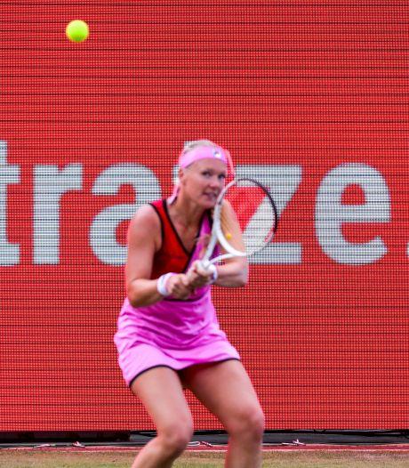 Bertens: 'Ik denk dat ik me inschrijf voor de US Open en later beslis of ik ga'
