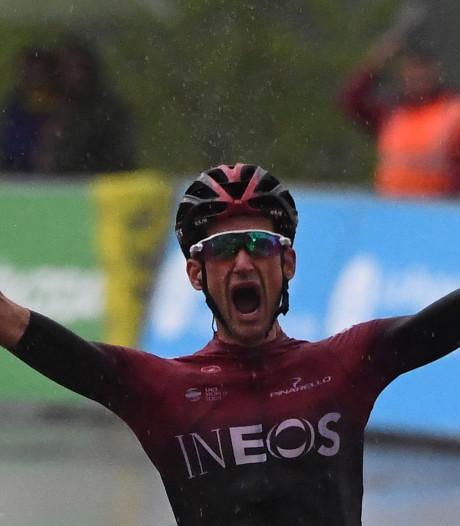 Sous l'orage, Wout Poels gagne la 7e étape du Criterium du Dauphiné