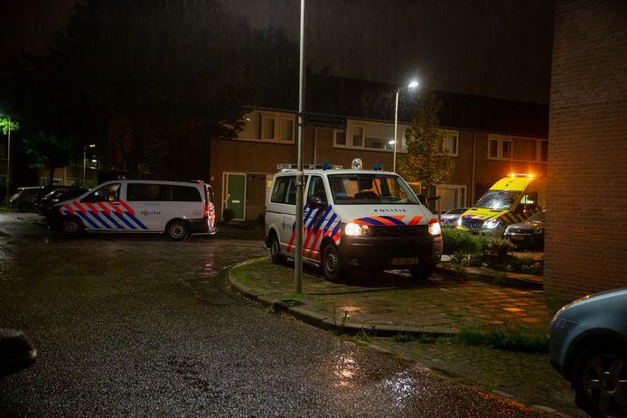 In een woning aan de Amethistdijk in Roosendaal vond dinsdagnacht een steekincident plaats.