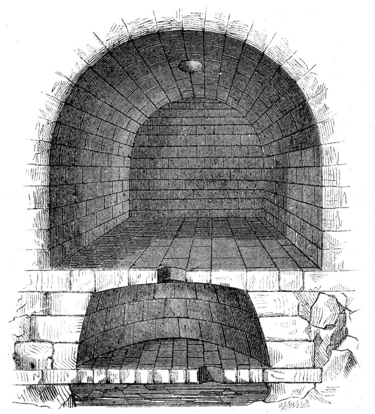 Marmetijnse gevangenis. Beeld