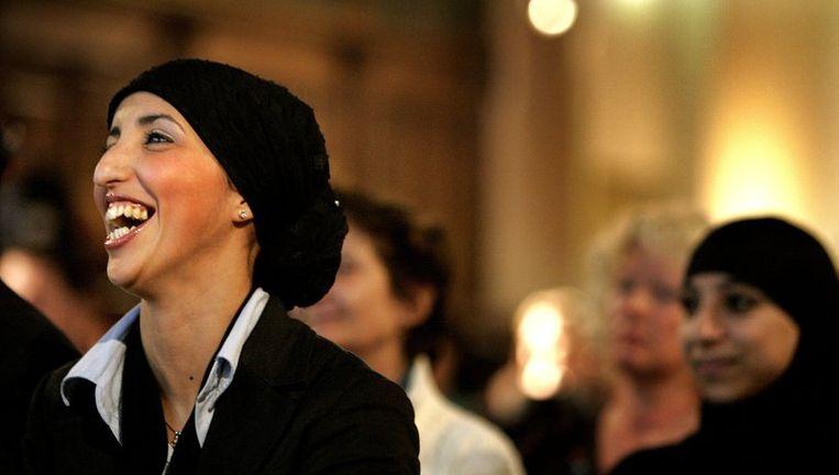 Fatima Elatik. Foto ANP Beeld