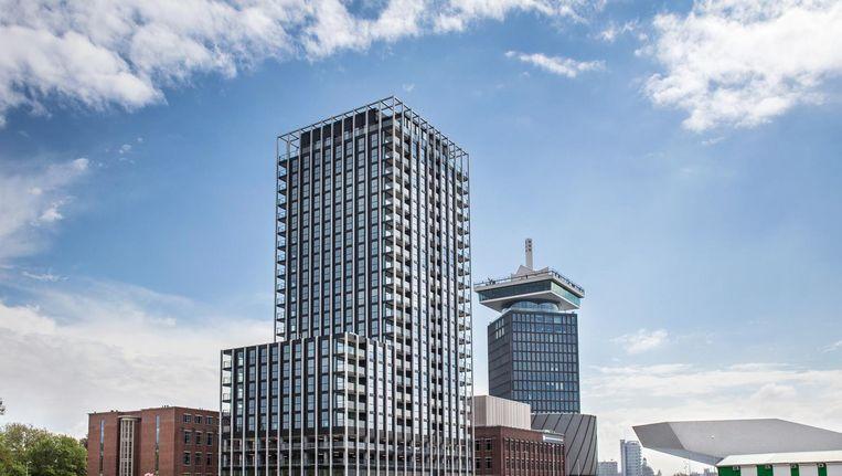 Van de 147 appartementen zijn er 50 ingericht volgens het Friends-concept, waarbij de woning wordt gedeeld. Beeld Floris Lok