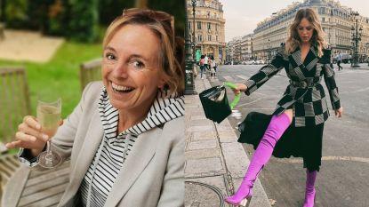 SHOWBITS. An Swartenbroekx heeft veel te vieren en heb jij de 'oneindige' laarzen van Eline De Munck al gezien?