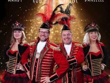 Ballegat krijgt met carnaval Prins Ronnie