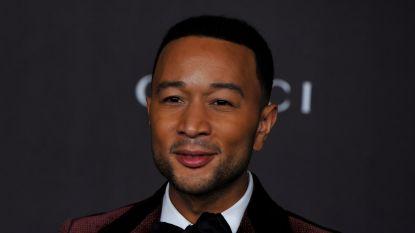 Zanger John Legend verkozen tot de meest sexy man  van 2019