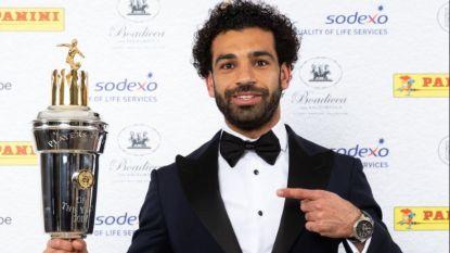 Niet Kevin De Bruyne, wél Mo Salah uitgeroepen tot Speler van het Jaar in Engeland