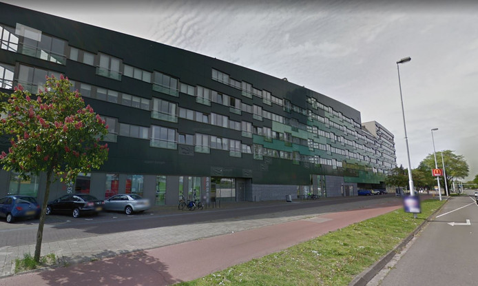 De Grijze Generaal op de Winston Churchilllaan in Eindhoven.
