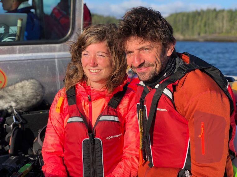 Koen en Kathy