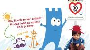 'Zomer 30' waarschuwt voor spelende kinderen op straat