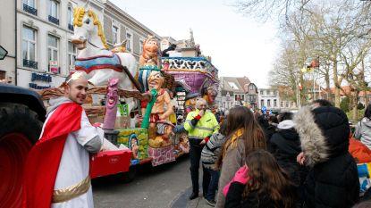 Verkeersmaatregelen voor carnavalstoet